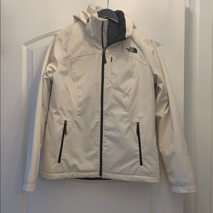 North face ski coat